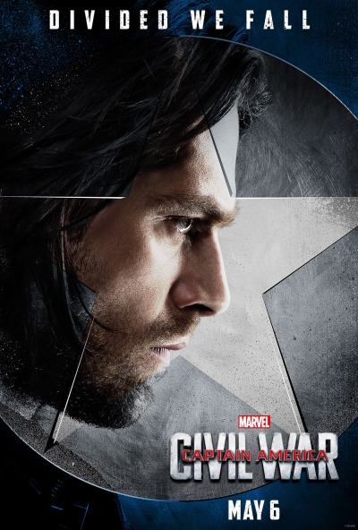 Captain America Civil War Poster #9
