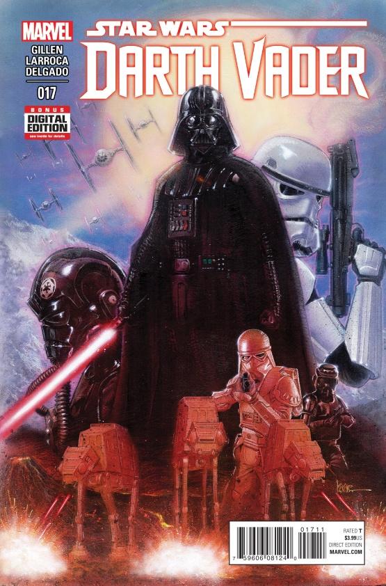 Darth Vader #17 Cover A