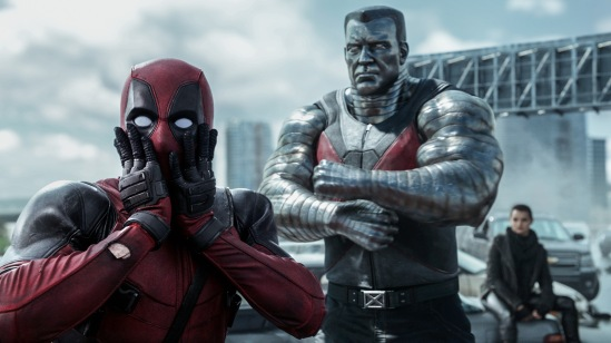 Deadpool Movie Still #1
