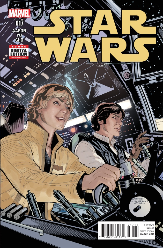 Star Wars #17 Cover A