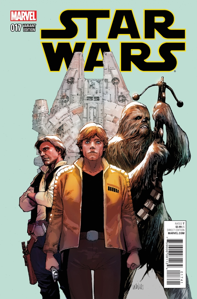 Star Wars #17 Cover D