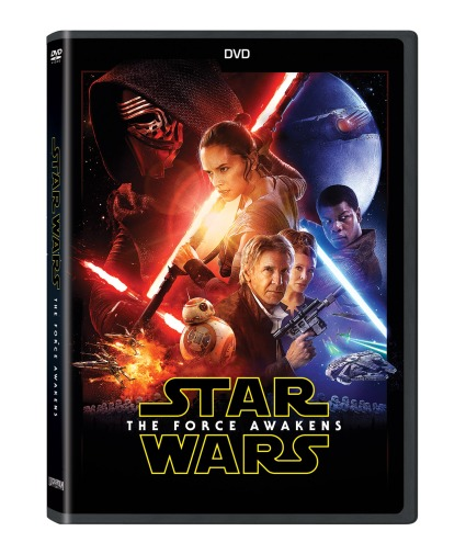 Star Wars The Force Awakens Blu-ray Image #2