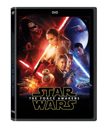 Star Wars The Force Awakens Blu-ray Image #2