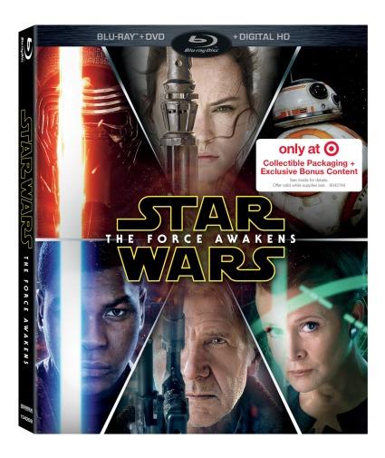 Star Wars The Force Awakens Blu-ray Image #3