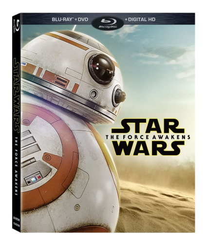 Star Wars The Force Awakens Blu-ray Image #4