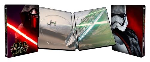 Star Wars The Force Awakens Blu-ray Image #5