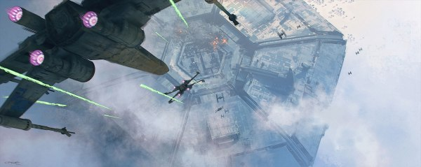 Star Wars The Force Awakens Concept Art Image #10