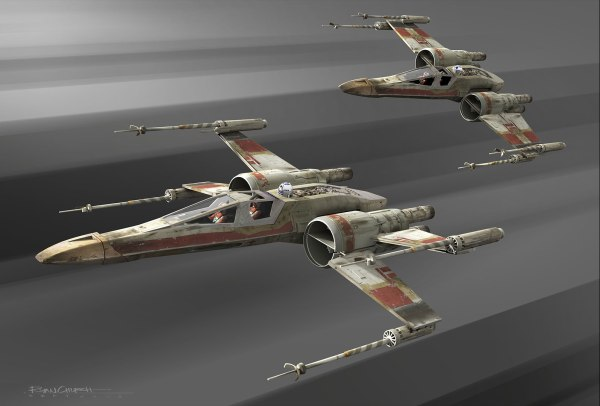 Star Wars The Force Awakens Concept Art Image #11