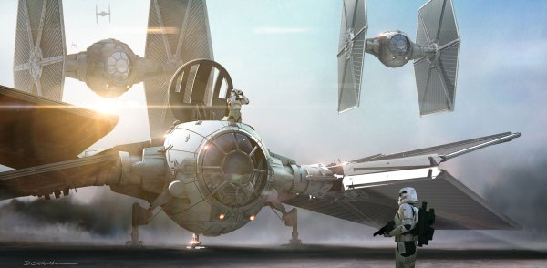 Star Wars The Force Awakens Concept Art Image #12