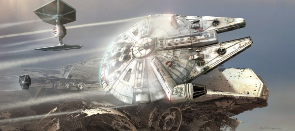 Star Wars The Force Awakens Concept Art Image #18