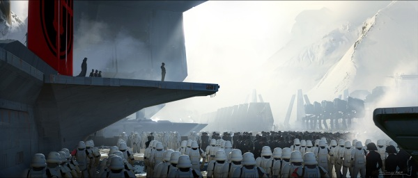 Star Wars The Force Awakens Concept Art Image #21