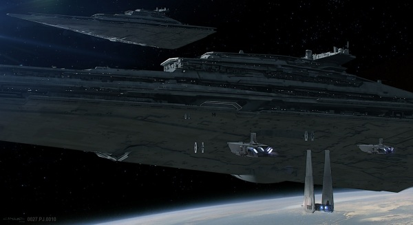 Star Wars The Force Awakens Concept Art Image #23
