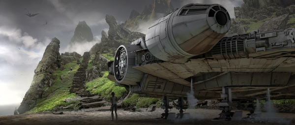 Star Wars The Force Awakens Concept Art Image #24