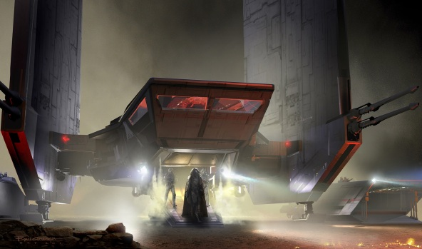 Star Wars The Force Awakens Concept Art Image #26