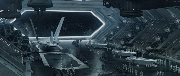 Star Wars The Force Awakens Concept Art Image #28