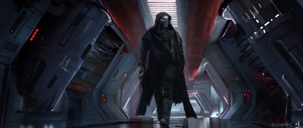 Star Wars The Force Awakens Concept Art Image #3