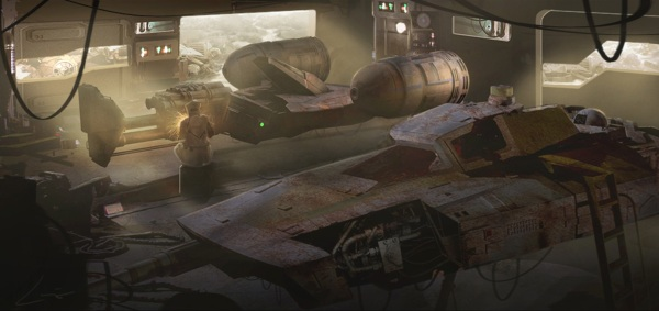 Star Wars The Force Awakens Concept Art Image #33
