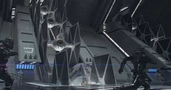 Star Wars The Force Awakens Concept Art Image #34