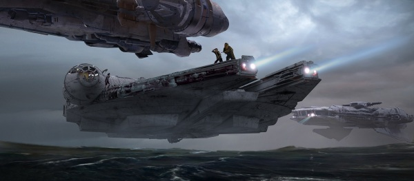 Star Wars The Force Awakens Concept Art Image #35