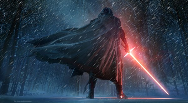 Star Wars The Force Awakens Concept Art Image #4