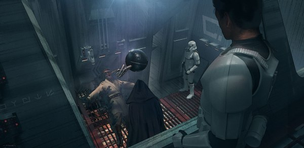 Star Wars The Force Awakens Concept Art Image #6