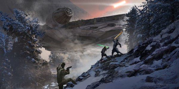 Star Wars The Force Awakens Concept Art Image #7