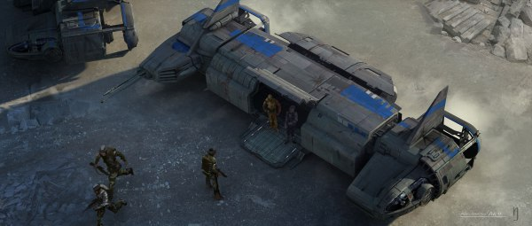 Star Wars The Force Awakens Concept Art Image #8