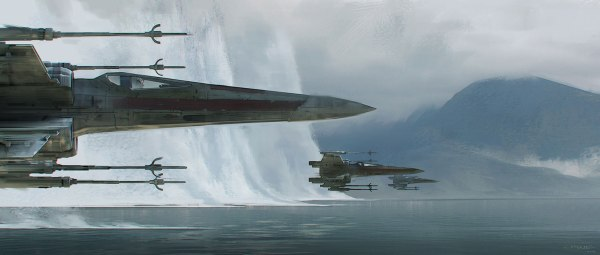 Star Wars The Force Awakens Concept Art Image #9