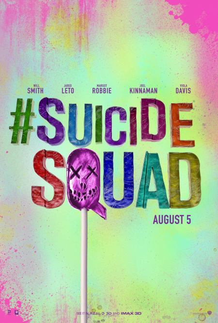 Suicide Squad Poster #13