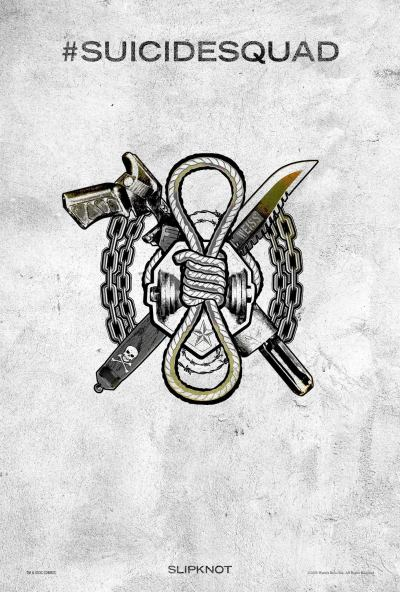 Suicide Squad Poster #16