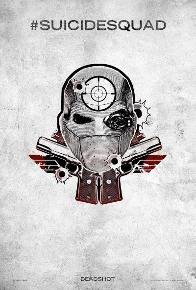 Suicide Squad Poster #17