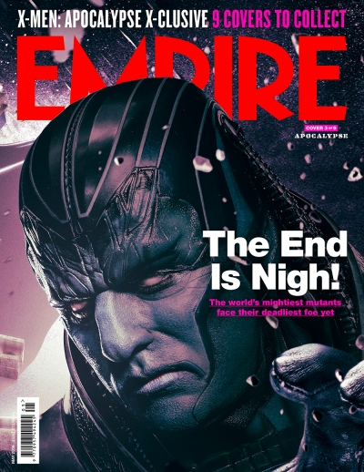 X-Men Apocalypse Empire Magazine Covers 3 of 9