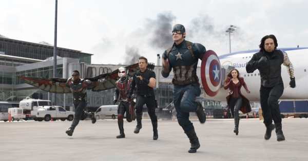 Captain America Civil War Images 2 #17