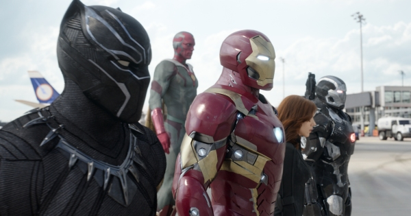 Captain America Civil War Images 2 #18