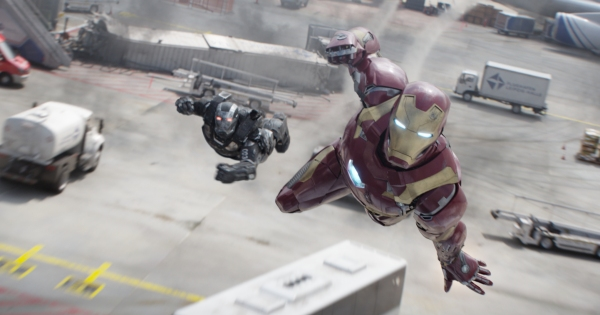 Captain America Civil War Images 2 #22