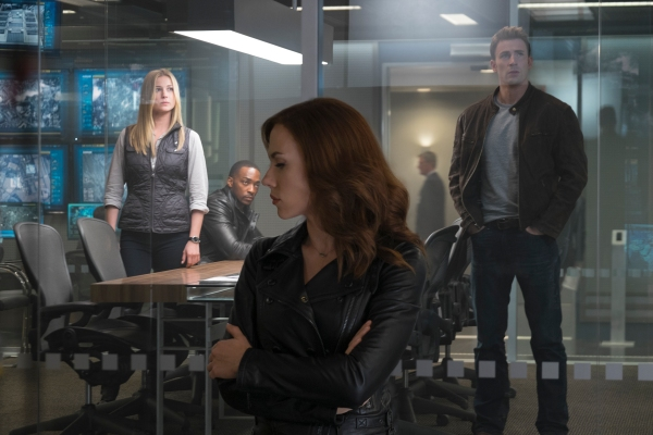Captain America Civil War Images 2 #36