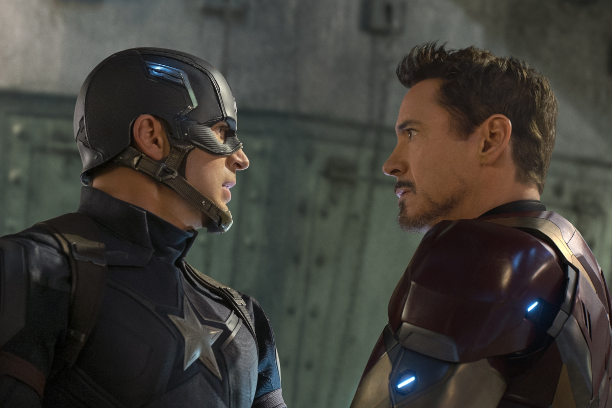 Captain America: Civil War - High Res Images