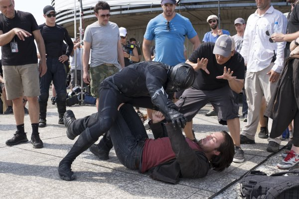 Captain America Civil War Images 2 #47