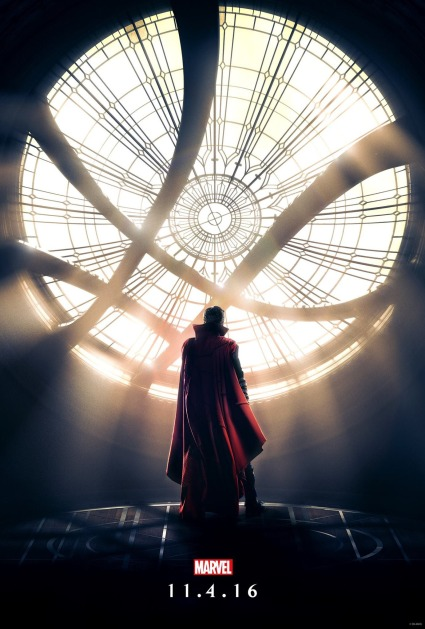 Doctor Strange Poster #1