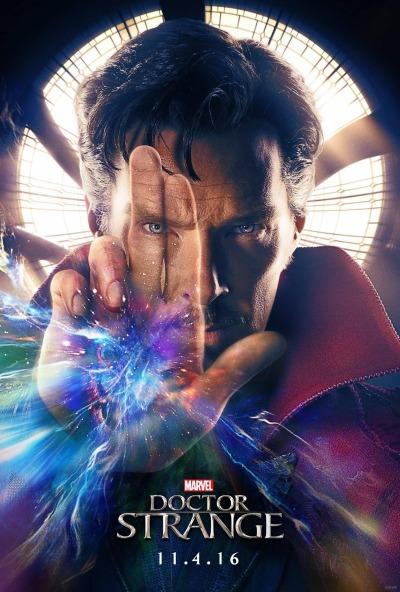 Doctor Strange Poster #2