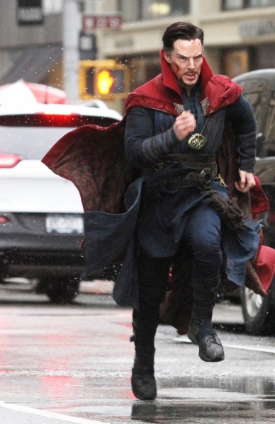 Doctor Strange Set Image #3