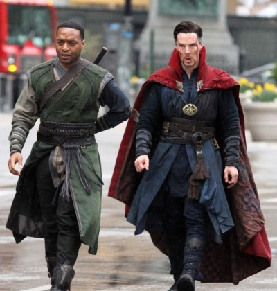 Doctor Strange Set Image #4