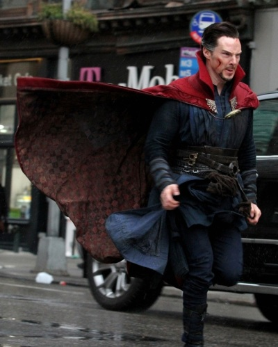 Doctor Strange Set Image #5