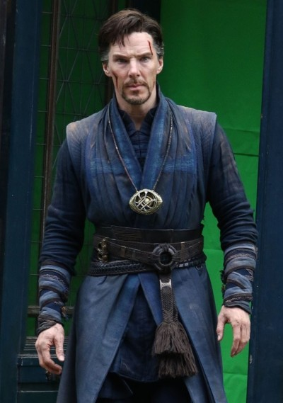 Doctor Strange Set Image #7