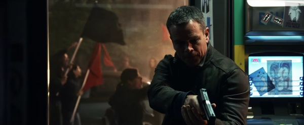 Jason Bourne Image #1