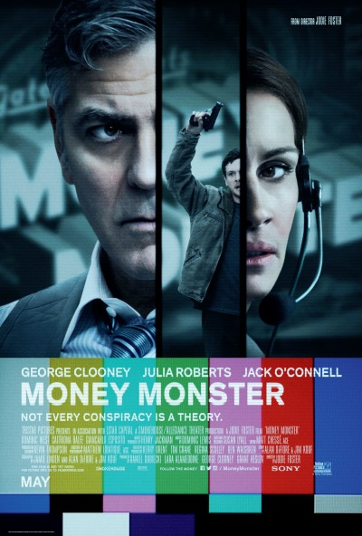Money Monster Poster #2