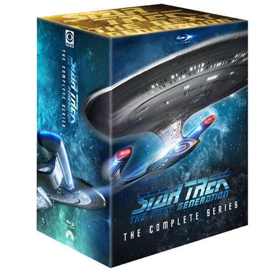 Star Trek TNG Blu-ray Box Set