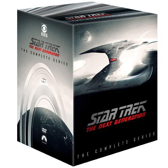 Star Trek TNG DVD Box Set