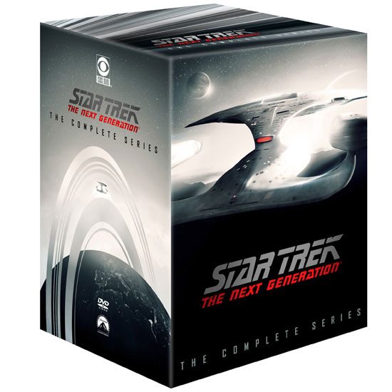 Star Trek TNG DVD Box Set