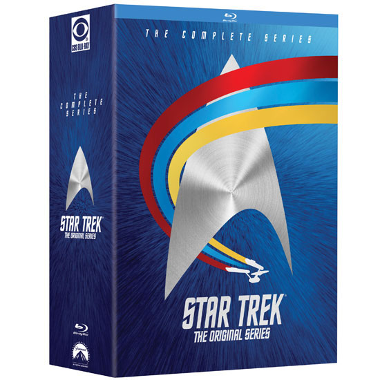 Star Trek TOS Blu-ray Box Set